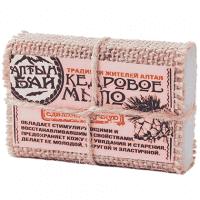 Мыло ручной работы «Кедровое» Алтынбай