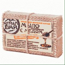 Мыло ручной работы «C липовым мёдом» АлтынБай