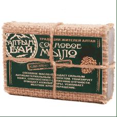 Мыло ручной работы «Сосновое» АлтынБай