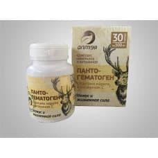 Пантогематоген с пантами марала и витамином С