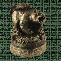 "Bronze statue ""Altai Bear"""