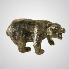 The figurine a bear