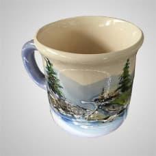 """The ceramic """"Altai"""" mug"""