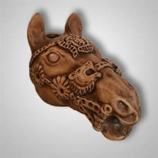"Ocarina ""The head of a horse"""
