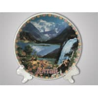 "The decorative plate ""Altai"""