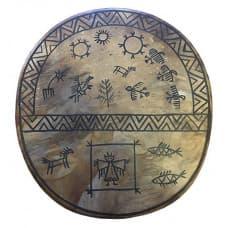 Алтайский шаманский бубен