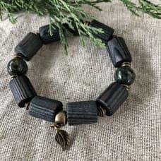 "Bracelet ""Eezi - hostess of taiga"""