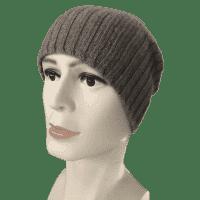 Оригинальная мужская кашемировая шапка