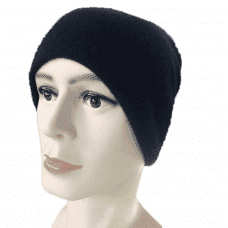 Men 's cashmere cap