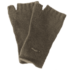 Cashmere gloves without fingers