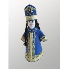 Коллекционная сувенирная кукла