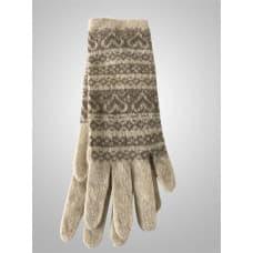 Женские перчатки из кашемира