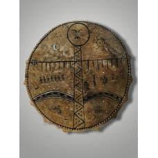"The shaman tambourine ""Strength of a bear"""
