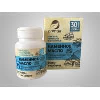 Каменное масло с дигидрокверцетином и витамином С