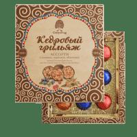"""Конфеты Сибирский Кедр """"Грильяжное ассорти"""""""