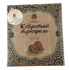 """Конфеты Сибирский Кедр """"Кедровый трюфель"""""""
