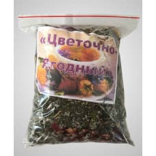 """Flower and berry"" herbal tea"